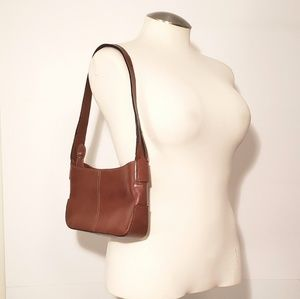 Authentic Bonini Genuine Italian Leather Handbag